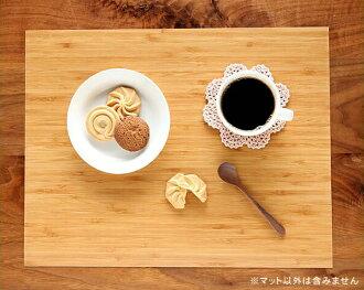 TEORI (理論) 純色餐墊餐墊 (一片) 蘭喬墊耐水洗室內北歐喬遷禮物時尚簡單自然廚房小工具木禮物日本作禮物母親節這一天春