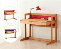 女性視点でデザインされた木の学習机・学習デスクMUCMOC(ムックモック)