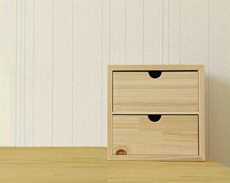Hinokicag 大正集合迷你多維資料集存儲抽屜裡是移動的慶祝時尚簡單自然架子小木制首飾盒春天 (1) 室內喬遷