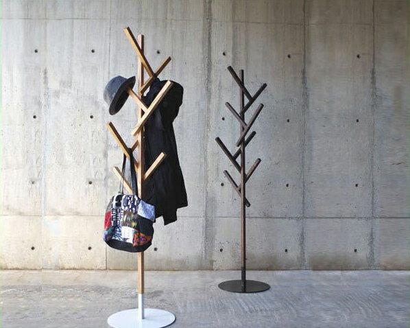 abode(アボード)ポールハンガー FORTYデザイナー 津留 敬文ポール ハンガー ハンガーポール 木製 ハンガーラック コートハンガー スタンドハンガー ラック コート掛け コートかけ 玄関 帽子掛け フック スタンド ぼうしかけ 帽子かけ ポールハンガーラック