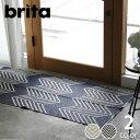 Brita Sweden(ブリタ スウェーデン)イン&アウトドアラグ プラスチックフォイル70×150 Mini雑貨 ギフト 贈り物