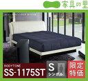 特価フレームウォーターベッドソフトサイド シングルサイズ(1バッグ)BODYTONE-SS1175ST