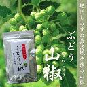 【本物の香りをお届けします】紀州しみずぶどう山椒【送料無料】【メール便】【kobe-gekitoku
