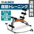 アルインコ(ALINCO) マルチコンパクトジムネオ EXG144 マルチジム シットアップベンチ レッグマシン アームマシン 【送料無料】