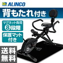 アルインコ(ALINCO) 3WAYバイク BK2000 エクササイズバイク フィットネスバイク エアロバイク 【送料無料】