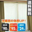 断熱カーテン 断冷カーテン 遮光カーテン 遮熱カーテン 送料無料