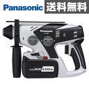 パナソニック(Panasonic) 28.8V充電ハンマードリル EZ7880LP2S-B 電動ドライバー 電動ドリル 充電式ドリル 【送料無料】