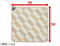 ����(YAMAZEN)�ߥ˥ޥå�(50×50cm)�ۥåȥ����ڥå�YMM-K503