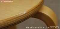 『木製丸椅子』(VC-4006脚セット)幅40cm奥行き40cm高さ44cm送料無料積み重ねて収納背もたれなしスツールスタッキングチェアスタッキングスツール丸椅子(座面丸い円形円型丸形)シンプルイス木製丸イス店頭(待合室)や玄関椅子に完成品