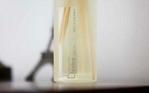 ルームフレグランスmercyu「リードディフューザーDesire(デザイア)」430mlMRU-12アロマディフューザースティック芳香香りシンプル高級感ギフト,プレゼントに!【あす楽対応】