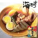 《静岡おでん 海ぼうず製》牛すじベースの真っ黒スープが特徴