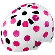 bikke ジュニアヘルメット ドット(ピンク) CHBH5157-WP1 P5792 ブリヂストン お取り寄せ【S】【0824楽天カード分割】★