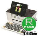 【中型】メーカー再生品 PCP-90 カシオ CASIO ハガキ&フォトプリンター プリン写ル R-PCP-90【kk9n0d18p】★