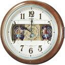 【140】お取り寄せ RE559H セイコー SEIKO ウェーブシンフォニー からくり時計【kk9n0d18p】【キャッシュレス5%還元対象】