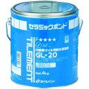 【ポイント10倍】(株)タイルメント TILEMENT タイル用接着剤 GL-20 4kg 30100040 【DIY 工具 TRUSCO ...