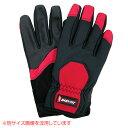ミタニ 合皮手袋 イージーフィット LLサイズ 209217