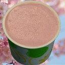 カップアイスアイスクリームジェラートさくらのアイスクリーム春の限定商品 桜の花びらのスイーツ 魁ジェラートアイスクリーム