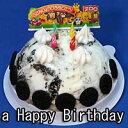 アイスクリーム・ジェラート クリームクッキーアイスケーキ