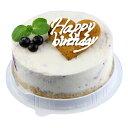 アイスクリーム ジェラート レアチーズアイスケーキ チーズ アイスケーキ アイス 【お誕生日・お誕生日アイスケーキ】
