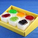 フルーツアイス詰め合わせセット フローズンヨーグルト フルーツソースで彩り 贈答品 お