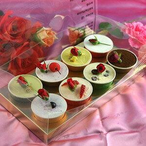 母の日2019 花スイーツセット  魁ジェラートアイスクリーム お花とアイスクリーム プレゼント お母さんにありがとう スイーツ カップアイスセット送料無料