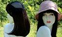 <メール便1個まで可能>帽子ウィッグ ロングタイプ【医療用カツラ・医療用ウィッグ・医療向けウィッグ・髪の毛・付け毛・院内帽子】
