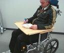 【送料無料】ナビス ヨッコイショテーブル・クッションセット(車椅子用摂食嚥下テーブル) 8-9942-03