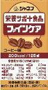 【3500円(税込)以上で送料無料】ジャネフ ファインケア シリーズ 125ml コーヒー味