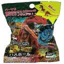 【あわせ買い2999円以上で送料無料】サンタン 合体恐竜 バスボール 80g