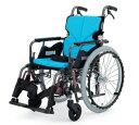 カワムラサイクル モダンB-STYLE (スイングイン・アウト脚部) 自走用車いす 22インチ KMD-B22-(38・40・42・45)-(M・H・SH) 多機能タイ..