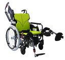 カワムラサイクル モダンB-STYLE (エレベーティング脚部) 自走用車いす 22インチ KMD-B22-(38・40・42・45)-EL-(M・H・SH) 多機能タイ..