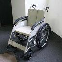 自走式車椅子タイヤRAKUカバー(SR-120B)
