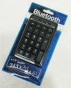 【中古】【福山店】【美品】ELECOM エレコム Bluetooth TEN KEYBOARD / ブルートゥーステンキーボード TK−TBM008 【11001121】 ブラック【一般家電】[174]