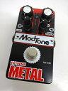 【中古】Mod tone/モッドトーン EXTREME METAL/エクストリーム メタル 【楽器】【エフェクター・ギター用】[87]【福山店】