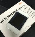 【中古】【福山店】【良品】 au Wi-Fi WALKER WiMAX 2+ HWD15 【865162021457520】【ネットワーク利用制限○】モバイルWi-Fi ホワイト【一般家電】[174]