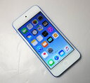 ★iPod touch 6th☆美品です!★【【中古】【美品】Apple iPod touch 16GB 第6世代 2015年モデル MKH22J/A ブルー ...