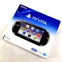 【中古】 SONY PlayStation Vita Wi-Fiモデル ブラック (PCH-2000ZA11)  ソニー/プレイステーションヴィータ/ゲーム【山...