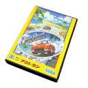 【中古】セガ メガドライブ  アウトラン   SEGA/MD/ゲーム 【山城店】