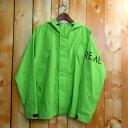 【size: M】Supreme Apex Taped Seam Jacket シュプリーム テープドシーム ジャケット【16SS】【Lime Green /ラ...