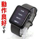 ★来ました!Series2のアップルウォッチ! Apple Watch Series 2 42mm スペースグレイアルミニウムケースとブラックウーブンナ?イ? ...