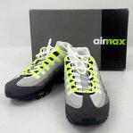NIKE AIR MAX 95 OG/ナイキ エア マックス 95 オージー/554970-071/25.5cm/色:黄・灰・黒/復刻/オリジナル/ランニング/イエローグラデ/軽量/靴 シューズ