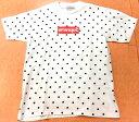 【中古】Supreme × COMME des GARCONS SHIRT Polka Dot Box Logo Tee シュプリーム コムデギャルソン ボック...