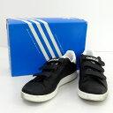 【中古】【メンズ 古着】adidas STAN SMITH COMFORT アディダス スタンスミス コンホート/品番:667478/サイズ:29cm/国内正規品/カラー:BLACK/WHITE/ブラック/ホワイト/色:黒/白/ベルクロ/モノトーン/ローカット/テニス/靴 シューズ【山城店】