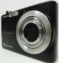 【中古】CASIO/カシオ デジタルカメラ EXILIM ZOOM EX-Z1000 ブラック 【8014194A】【デジタルカメラ】【コンデジ】【福山店】[171]