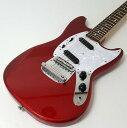 【中古】Fender Japan フェンダージャパン MG69 MH エレキギター 楽器【85】[大型]
