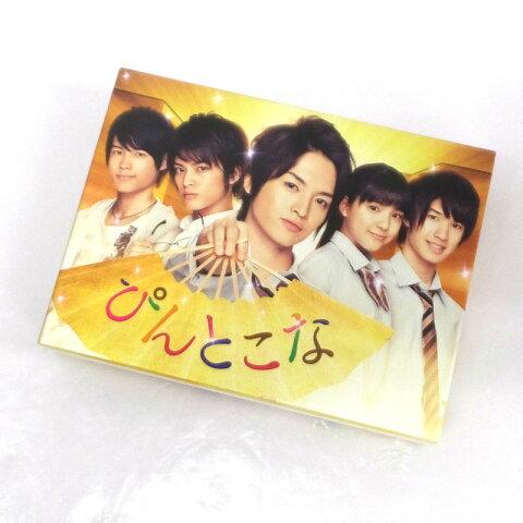 【中古】《帯あり》ぴんとこな DVD-BOX/アイドルDVD【CD部門】【山城店】