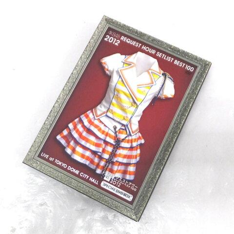 【中古】《スペシャルBOX》リクエストアワーセットリストベスト100 2012 初回生産限定盤EverydayカチューシャVer./AKB48/女性アイドルDVD【CD部門】【山城店】
