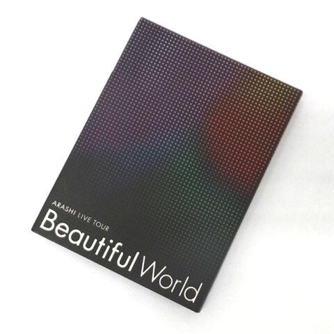 【中古】《初回限定盤》嵐 ARASHI LIVE TOUR Beautiful World/アイドルDVD【CD部門】【山城店】