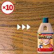 【送料無料】【10%OFF】【10本セット】強力床ワックス剥離剤400HBCH895