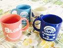 ○o。 ハワイアン アロハニコちゃんマグカップ ハワイアン雑貨・ハワイアンインテリア ハワイ プレゼント 祝い 食器 レインボー。o○